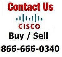 sell used cisco