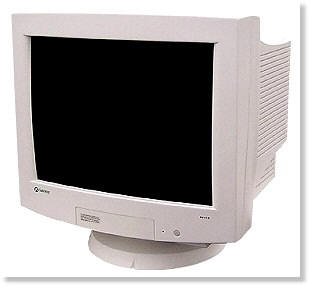 Gateway FPD 1975w 19 Widescreen LCD Monitor HD Display Fpd1975w TFT19W80PS