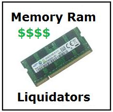 Memory Ram Surplus, Recycle Memory